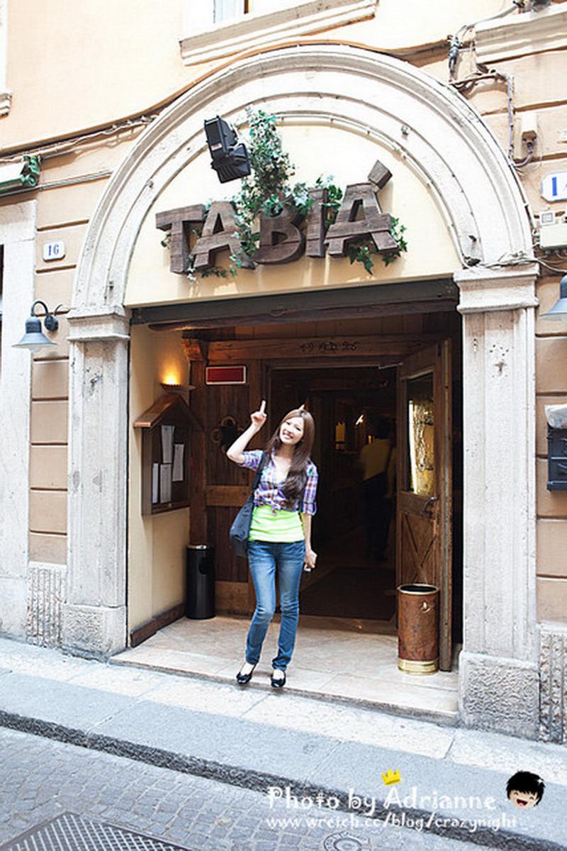 【吃在義大利】Day7-3 午:米蘭燉飯+小牛膝料理 → 晚:台式料理六菜一湯