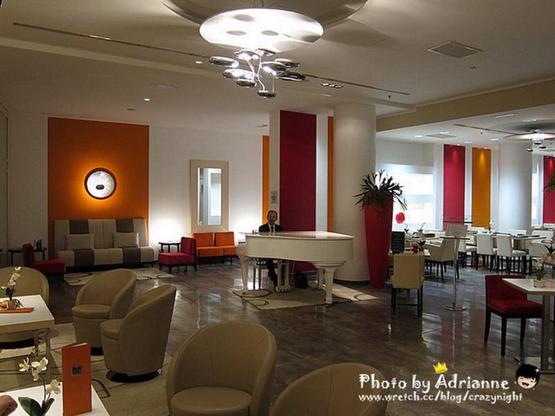 【義大利住宿推薦】Day7-2 時尚設計的米蘭飯店Ramada Plaza Milano Hotel