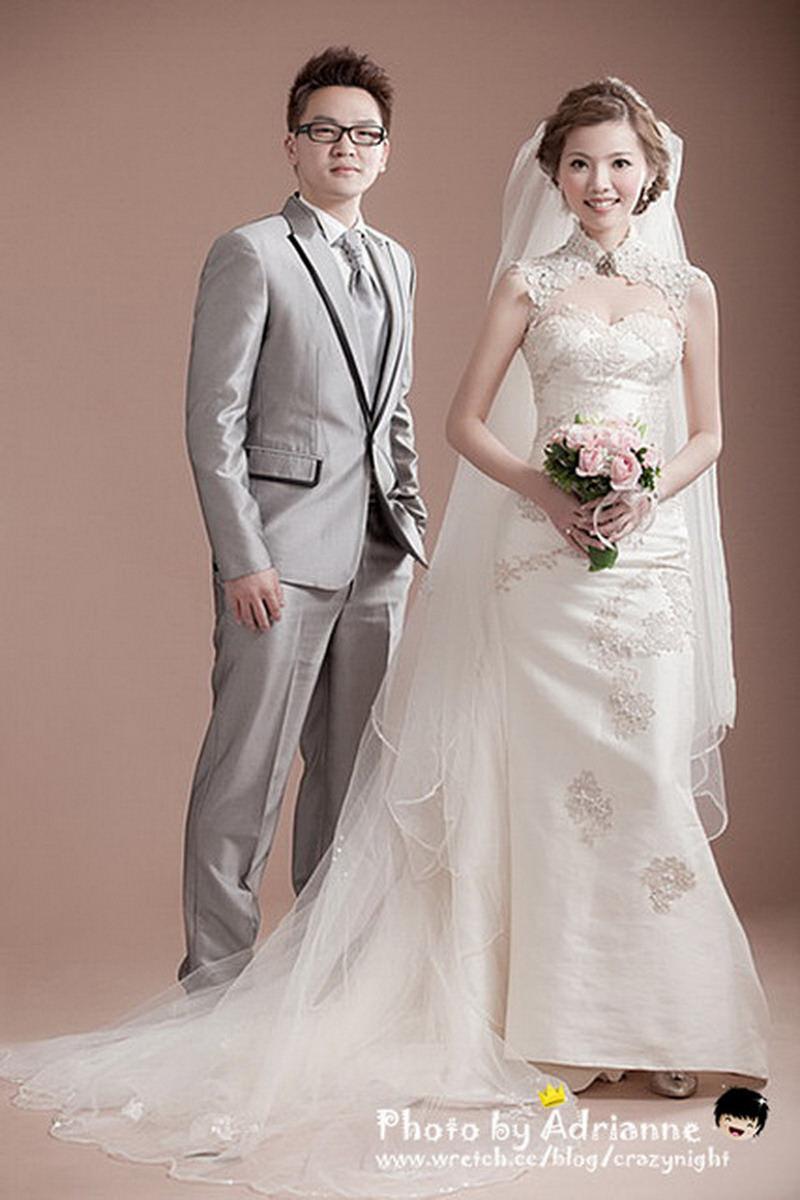 【喜喜】西敏手工婚紗 ─  60組完整版婚紗照