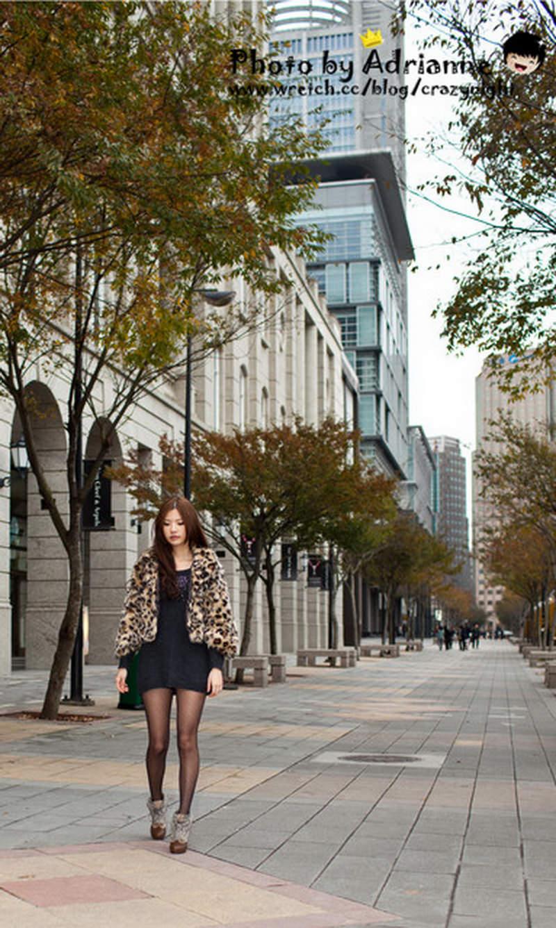【穿搭】彷彿走在巴黎街頭☆Bonjour☆時尚好鞋