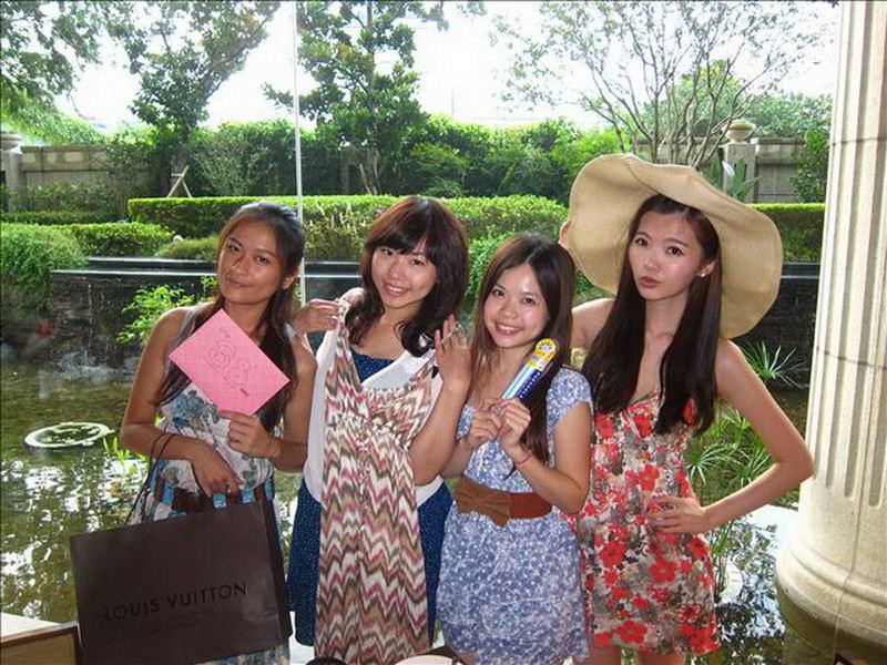 【下午茶】美麗信花園酒店 ♥三八 25 B-Day♥
