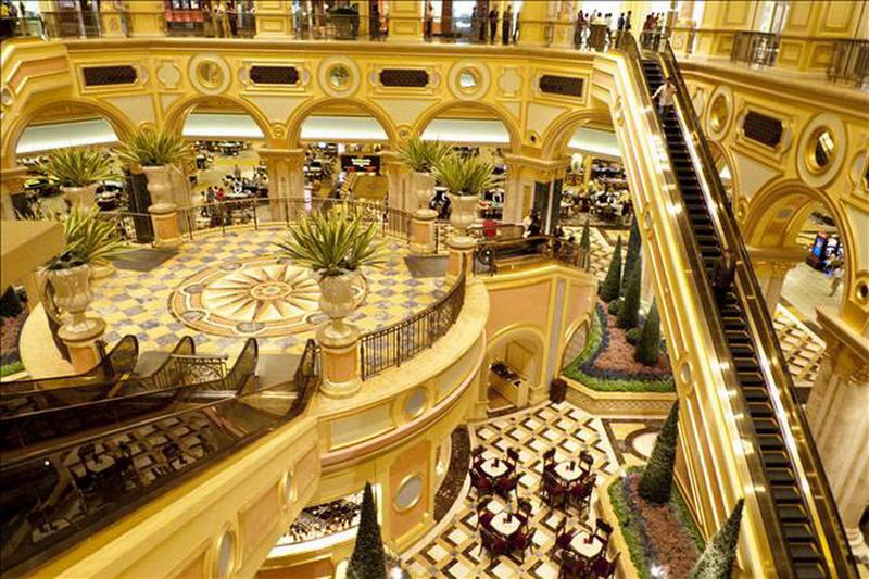 【澳門自由行】彷彿來到義大利!金光閃閃的澳門威尼斯人度假村酒店 (The Venetian Macao Resort Hotel)貝麗套房