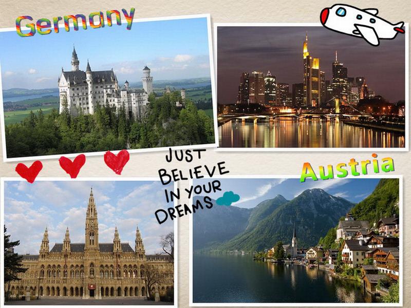 【環遊歐洲68天】德國、奧地利 17天16夜 ─ 行前準備、住宿、機票、租車、行程總花費..等,不藏私分享!