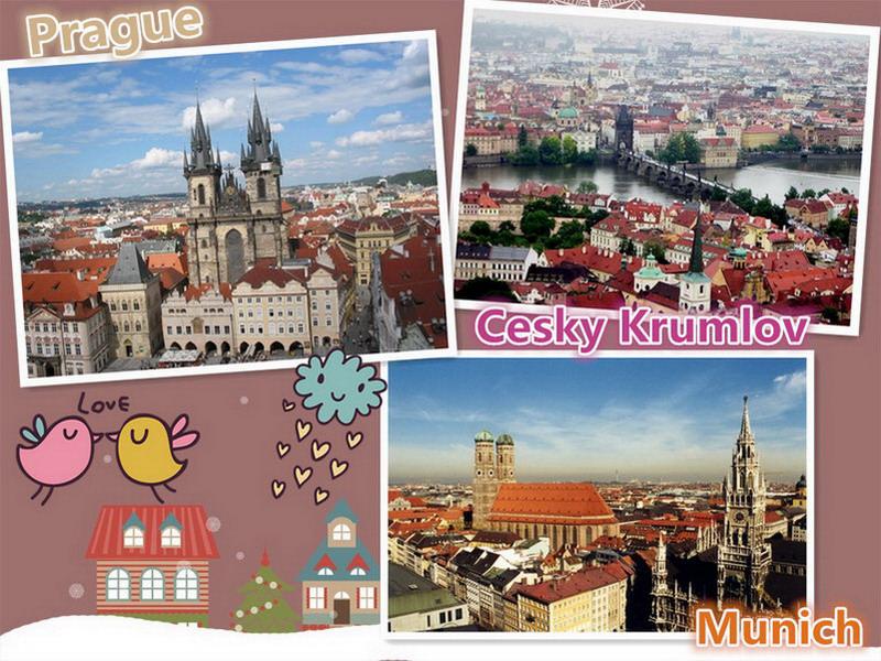 【環遊歐洲68天】捷克、德國慕尼黑 10天8夜 ─ 行前準備、機票、住宿、交通、行程總花費..等,不藏私分享!