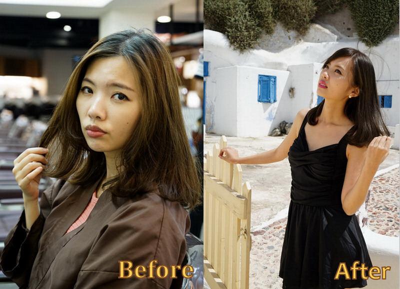 【髮型】出國在外兩個月都不怕變布丁頭!長途旅行最愛的新髮色!