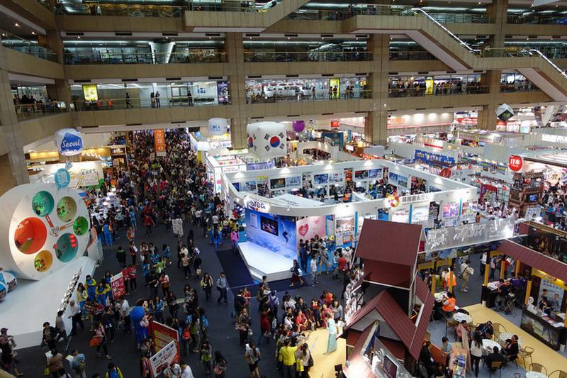 【2014ITF台北國際旅展】旅展快報!牛排餐券、溫泉&SPA、下午茶券、11/8旅展第二天的全天表演活動