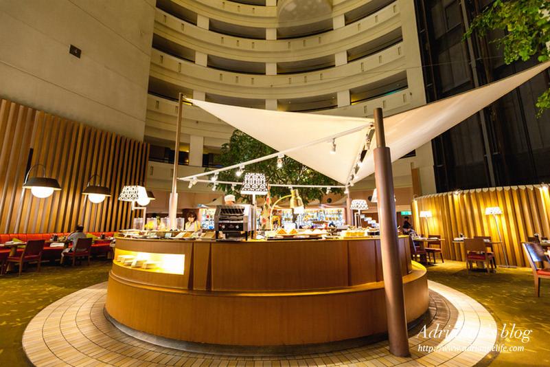 【台南飯店推薦】香格里拉台南遠東國際大飯店 (Shangri-La Far Eastern Plaza Hotel) 餐飲篇
