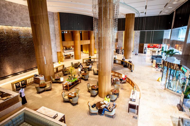 【台南飯店推薦】香格里拉台南遠東國際大飯店 (Shangri-La Far Eastern Plaza Hotel) 房型與環境篇