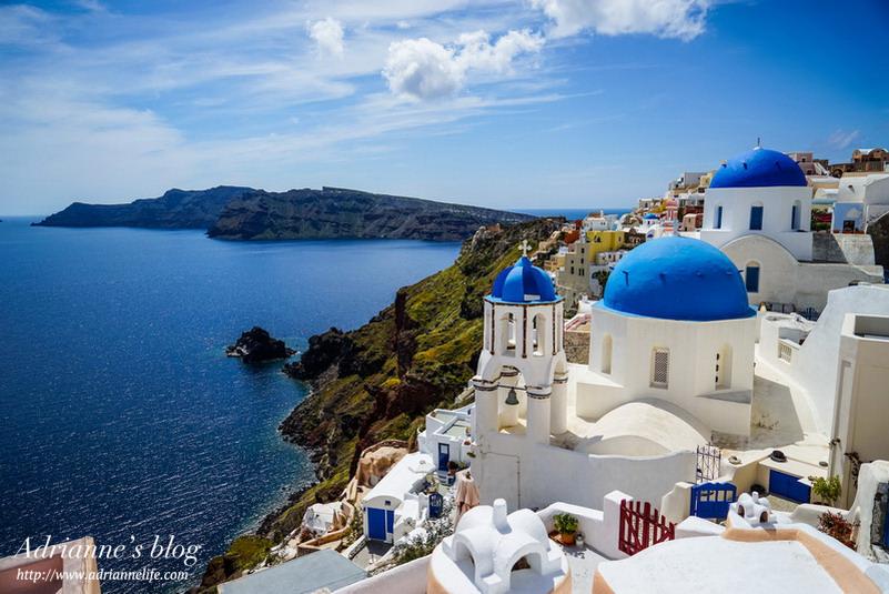 【希臘】華航台北直飛希臘!輕鬆飛往藍與白的夢幻國度,來去追「太陽的後裔」沉船灣場景!