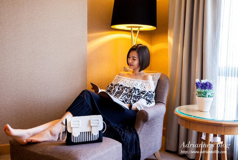 【台北飯店推薦】新莊翰品酒店(CHATEAU de CHINE) CP值超高的商務飯店(房型及環境介紹)
