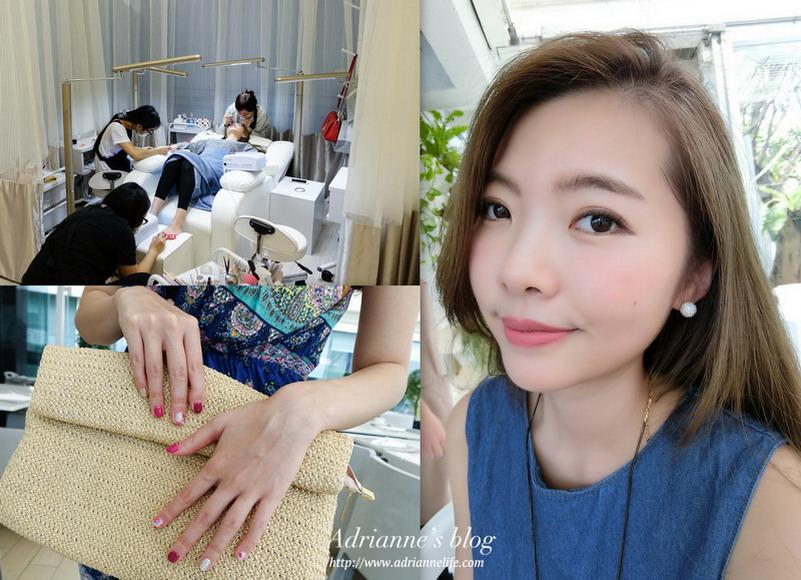 【愛美】來自日本的Fleur Nail&Eyelash Salon,美甲美睫兩個小時一次搞定!