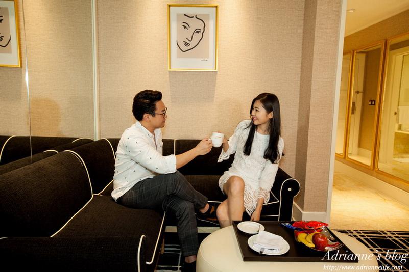 【台中飯店】林酒店THE LIN行政豪華客房,在台灣也能享受Las Vegas的頂級奢華!