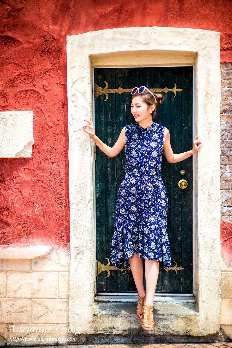 【穿搭】這個夏天就穿著 Melody in Wonderland 去度假吧!