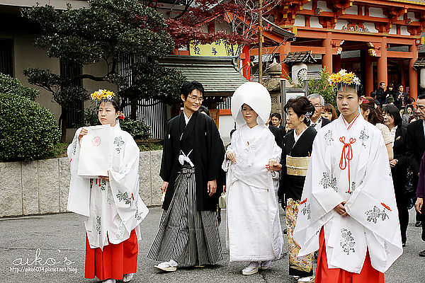 【日本關西】神戶生田神社,藤原紀香結婚式舉辦地點!