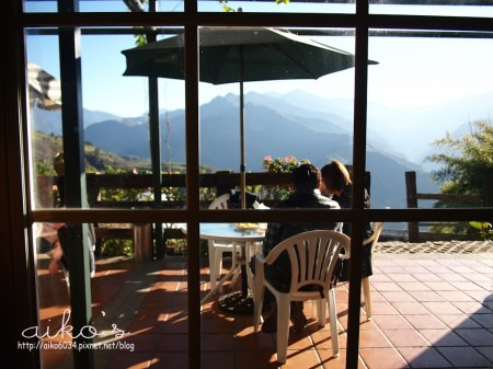 見晴花園渡假山莊:【南投仁愛】見晴山莊,舒適的環境與擺夷佳餚。
