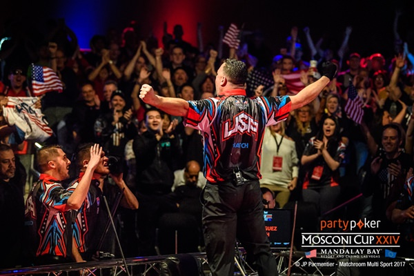 2017 Partypoker Mosconi Cup - Europe one away from another victory ...
