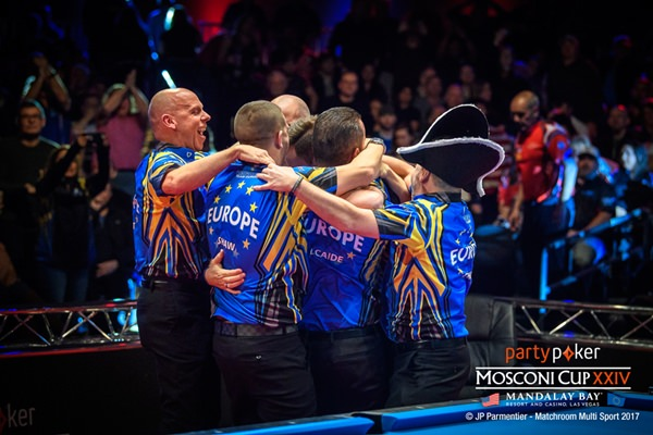2017 Partypoker Mosconi Cup - More Mosconi Glory for Europe ...