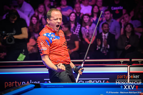 2018 Partypoker MOSCONI CUP - USA wins! - Taiwanese Passion for ...