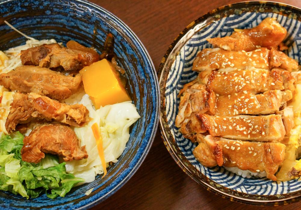 [高雄]六郎專賣丼飯-百圓大份量好吃日式丼飯便當 高雄鼓山區美食推薦