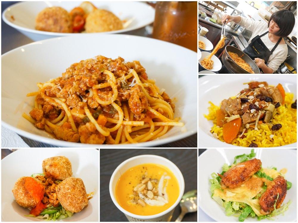 [高雄]喬的義百種料理-超高C/P值!驚豔百元義式午餐