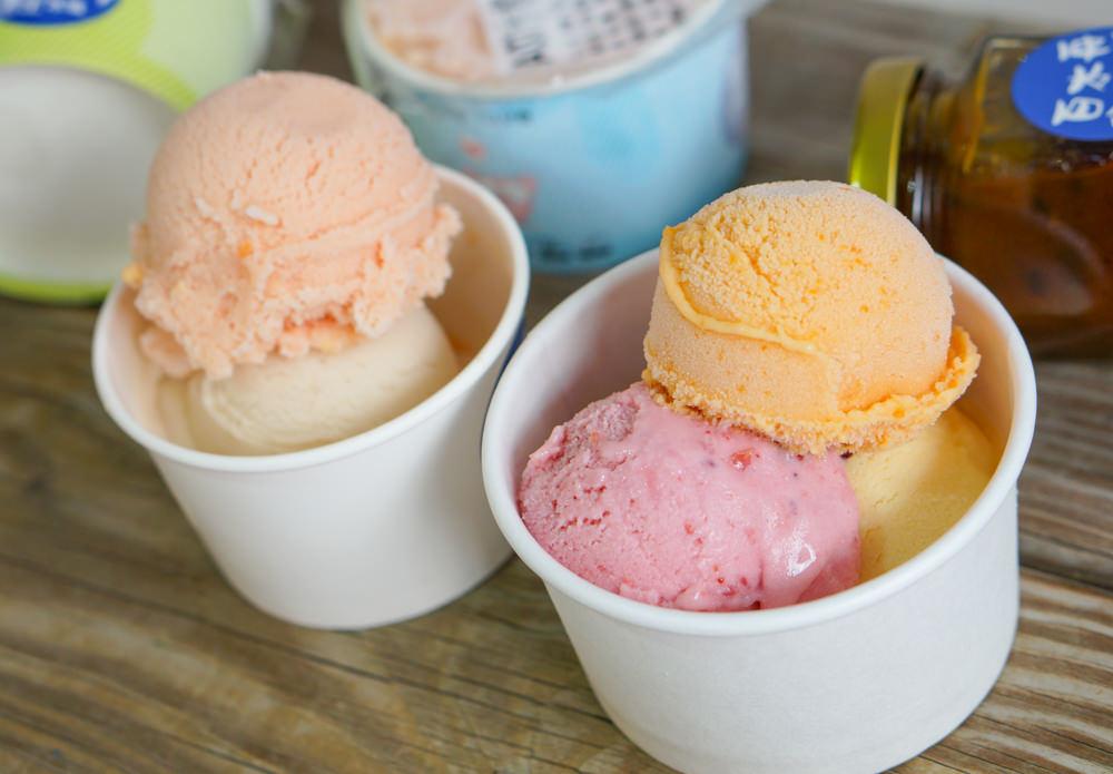 [高雄]白木舟手工冰城-超平價手工冰淇淋X多種創意口味一球30元!