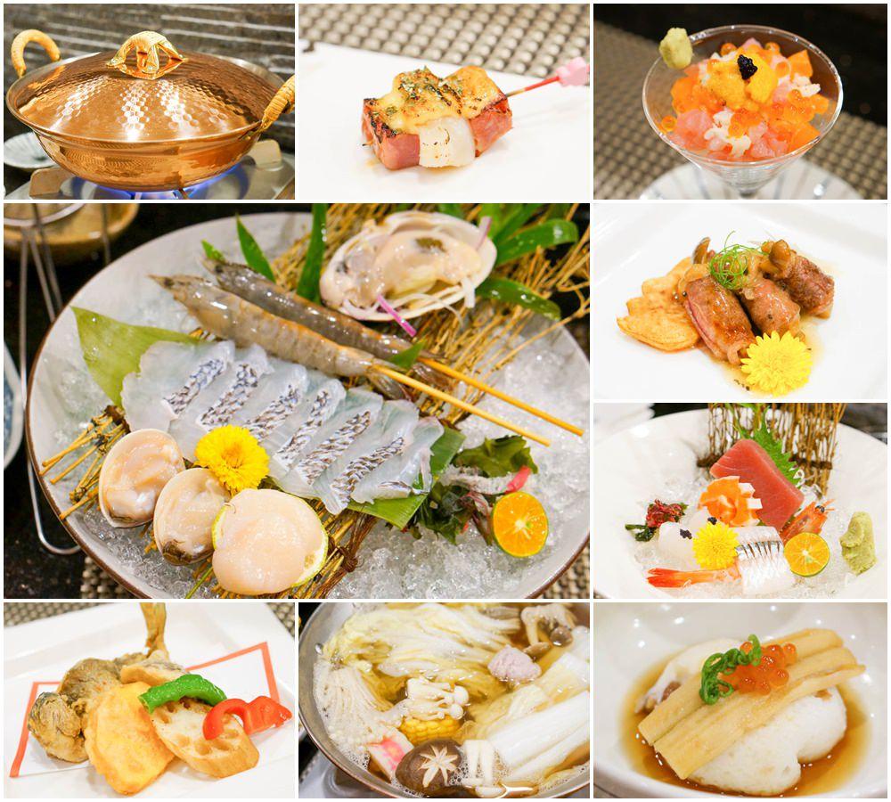 [高雄]暮川鮨鍋料理-高貴不貴!質感無菜單壽司X精緻涮涮鍋
