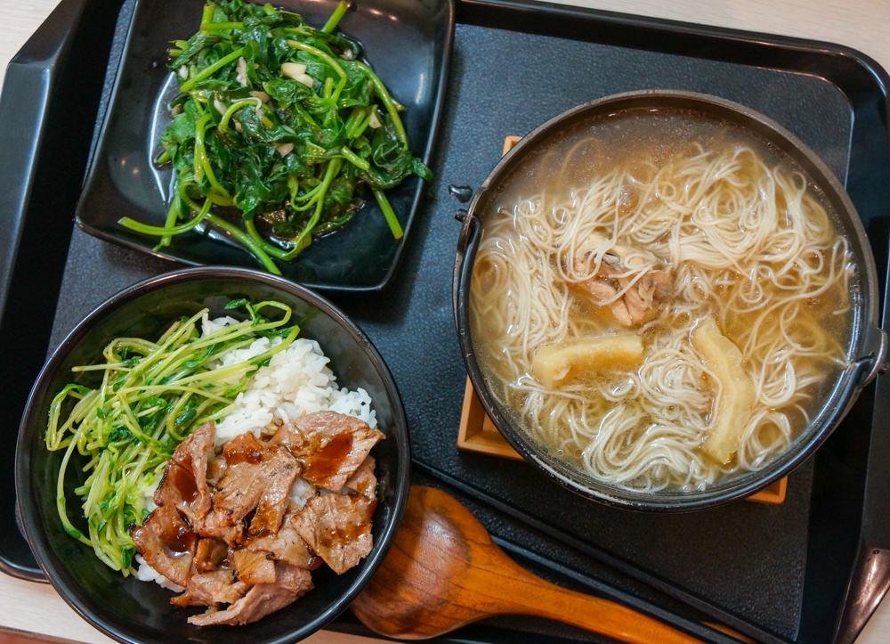 [高雄]食家個人土雞鍋-超美味雞湯麵線X一個人的小火鍋 高雄小火鍋推薦