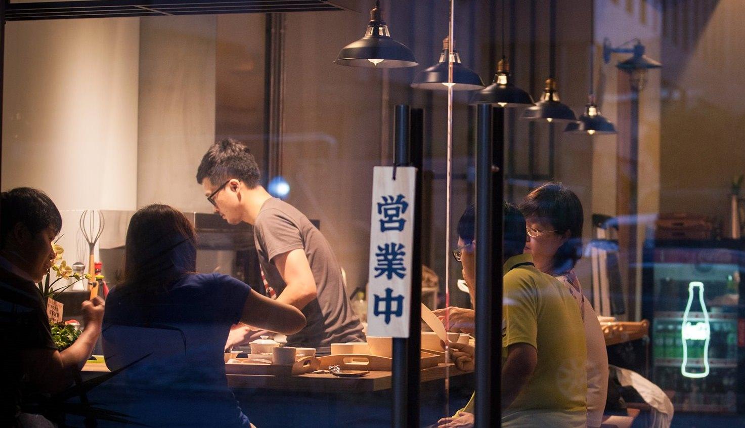 [高雄]木子食堂-巷弄深夜食堂!質感小店吃媽媽手作味道
