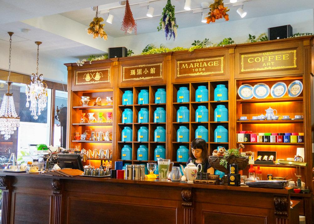 [高雄]瑪黑小館-高貴不貴法式茶沙龍X用餐品茶都愜意 高雄下午茶推薦