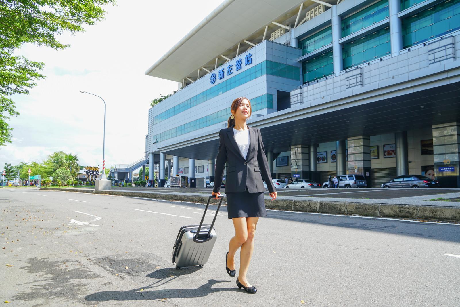 [旅遊]Targus Transit 360 Spinner 15.6″-商務客首選! 超輕型登機電腦拉桿箱  登機行李箱推薦