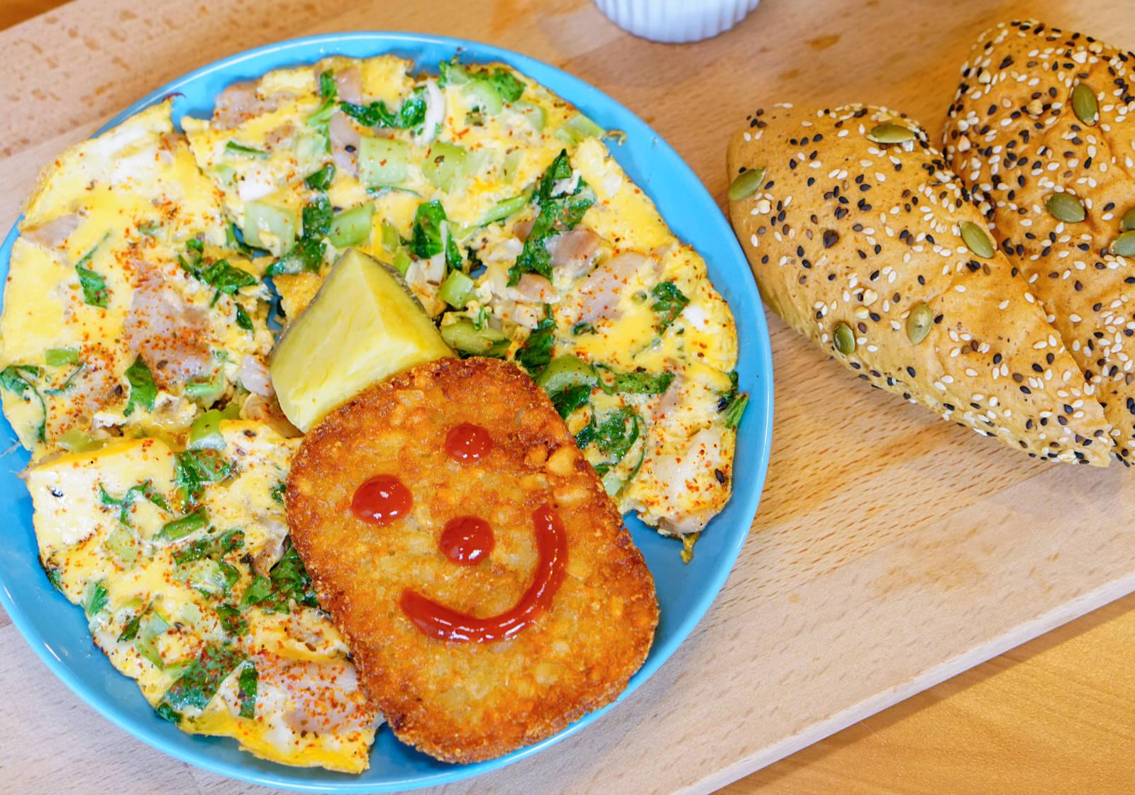 [高雄]路也食光(陽明店)-讓人微笑的溫暖平價早午餐 美味拼盤x鄉村風空間 高雄早午餐推薦