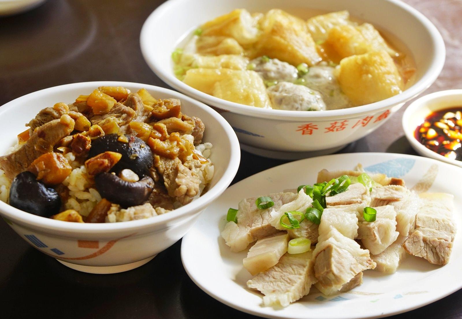 [高雄]和平香菇肉飯-油條魚丸湯x美味香菇肉飯 遊子想念的古早味 高雄小吃推薦