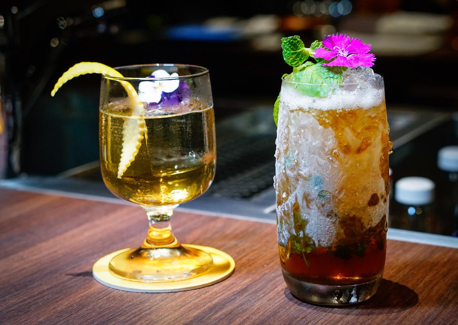 [高雄]LIM Saloon-重新定義調酒! 味覺震撼顛覆想像 小酌微醺首選 高雄酒吧推薦