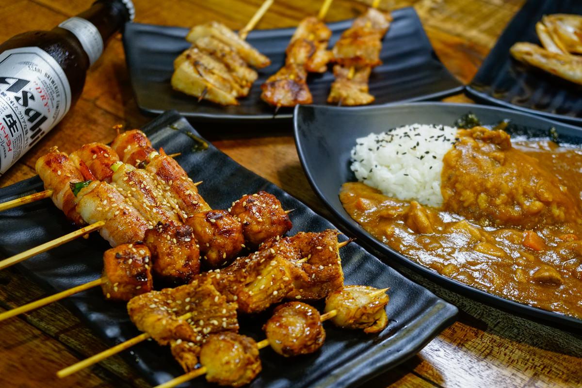 [高雄]錞串燒-銅板價美味燒烤!西子灣低調深夜食堂 高雄平價美食推薦