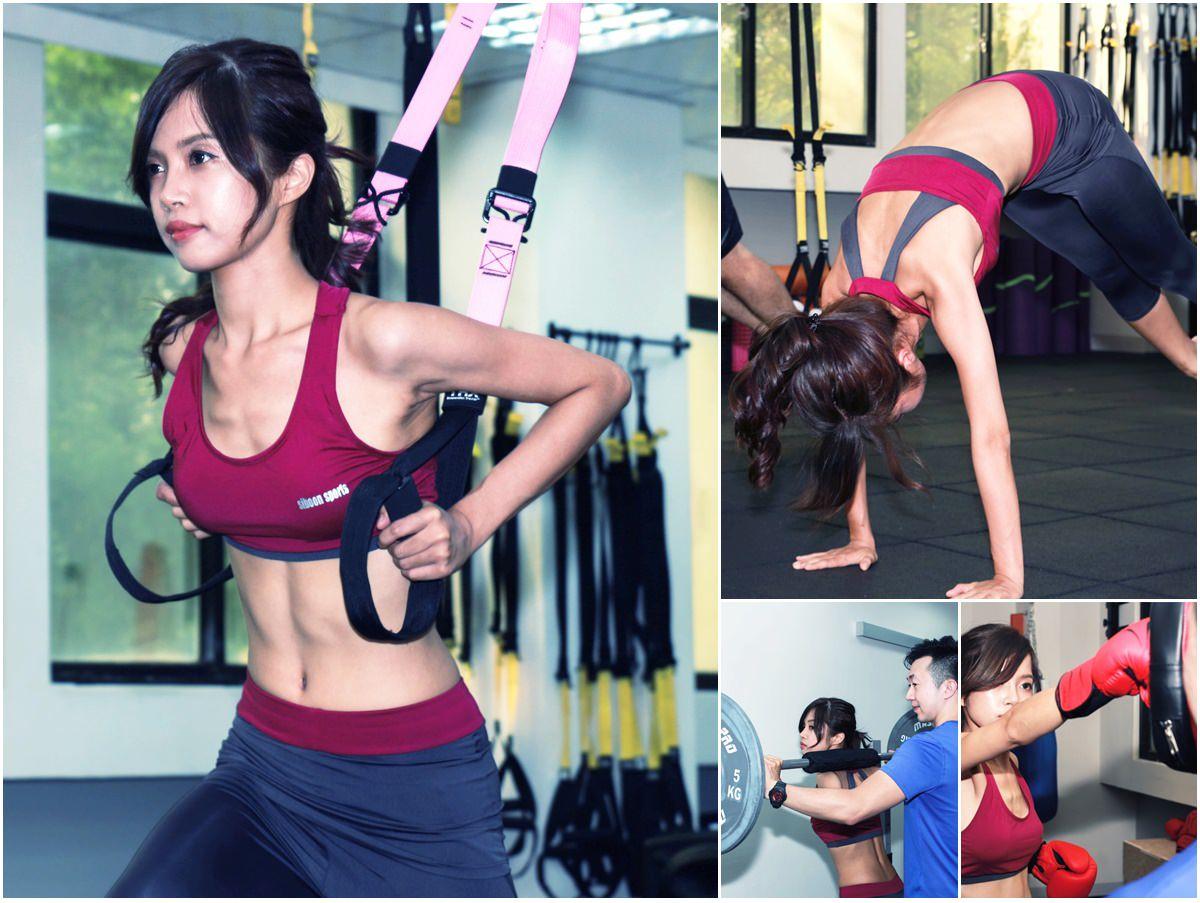 [高雄]Amber Fit安柏飛運動中心-一對一私人教練 TRX核心肌群訓練體態雕塑 高雄私人健身教練推薦