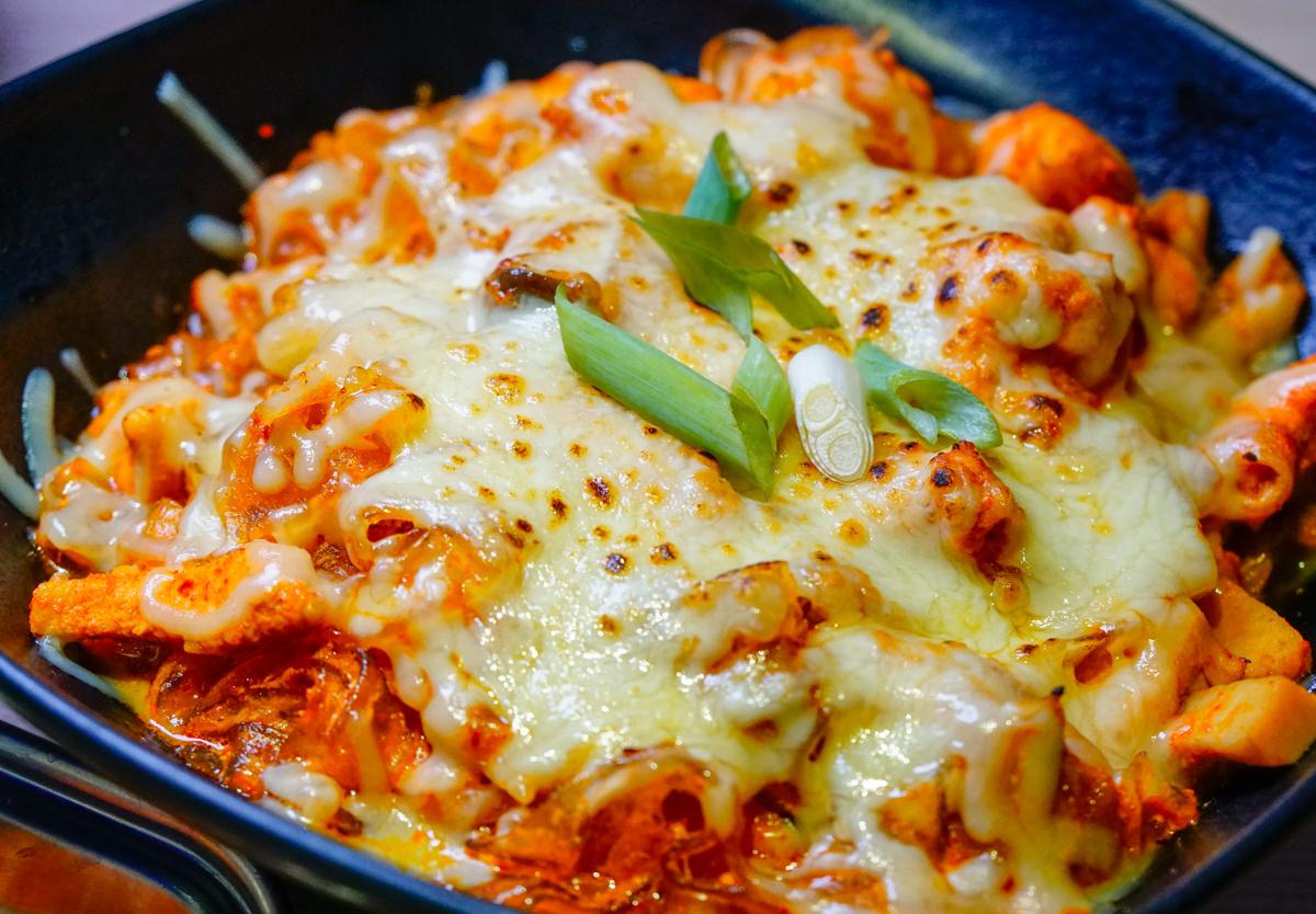 [高雄]油蔥酥韓國烤肉村-道地味韓國烤肉x銷魂起司辣雞 高雄韓式烤肉推薦
