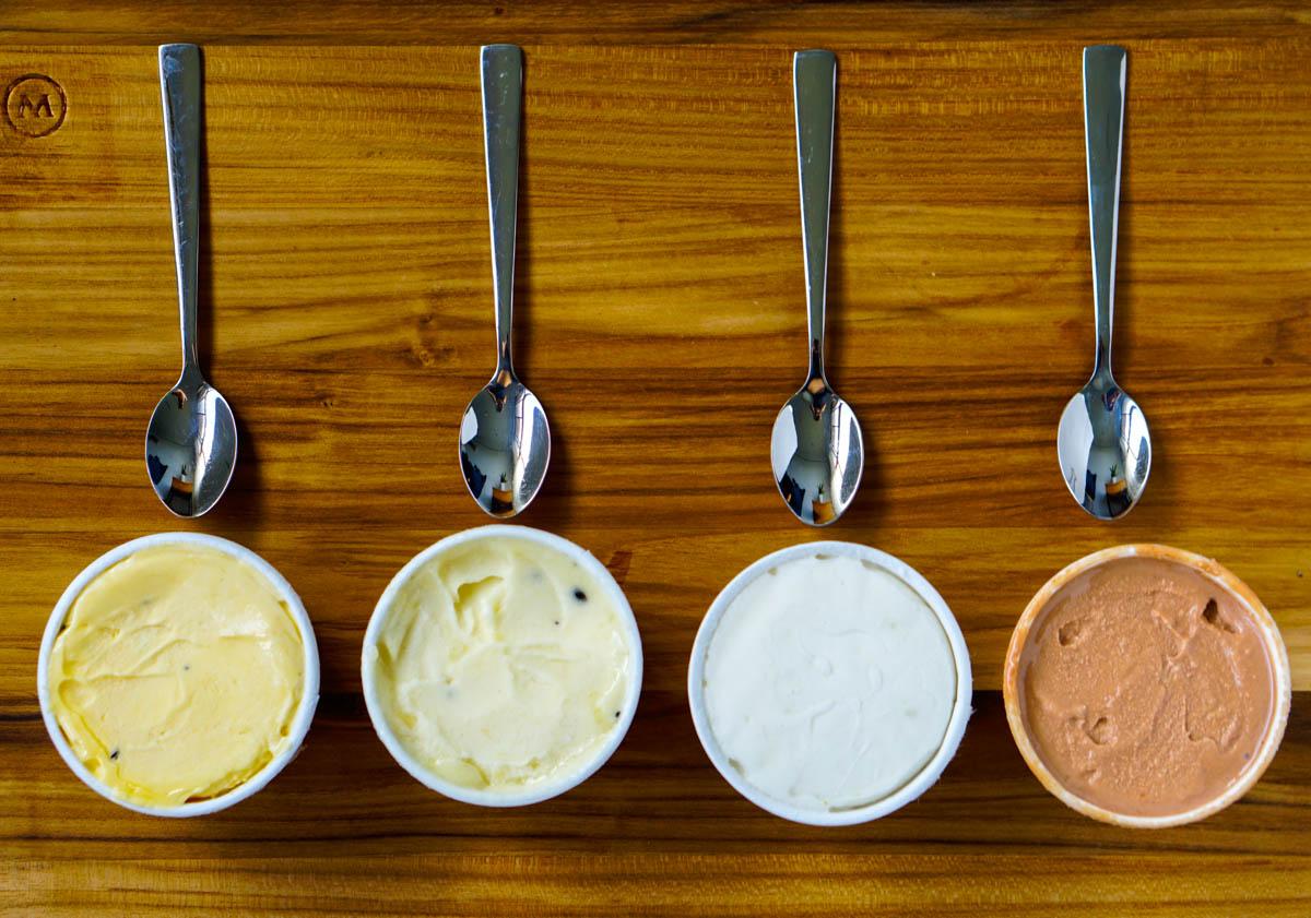 [宅配美食]荷花軒手工冰淇淋-小琉球賣翻天! 天然不添加的冰涼美味
