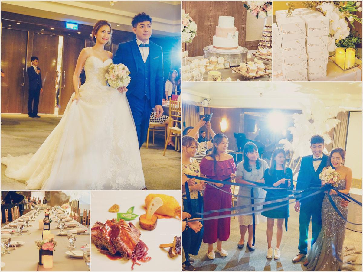 [高雄]高雄國賓小奢華婚禮體驗日-來個白色優雅夢幻婚禮吧!