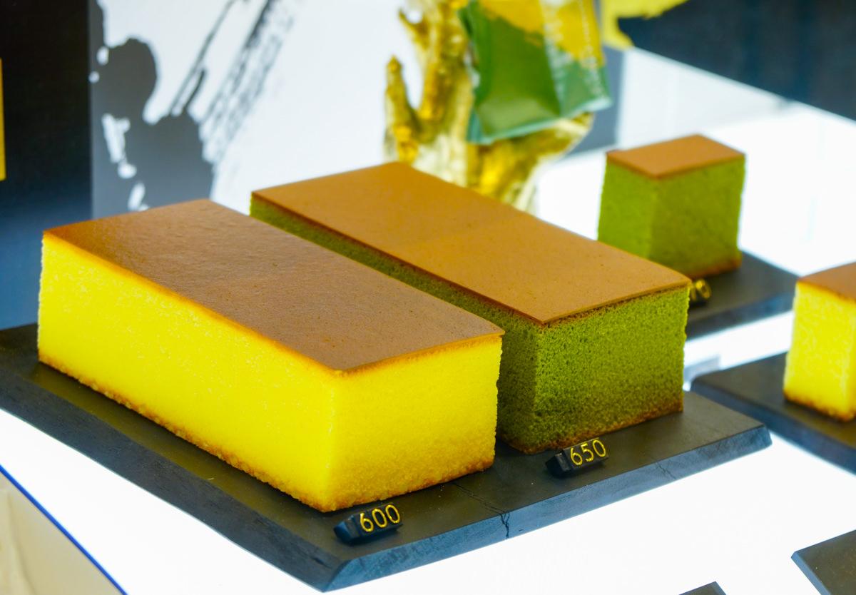 [高雄巨蛋下午茶]黑船長崎蛋糕-東京人氣甜點進駐高雄巨蛋B1F