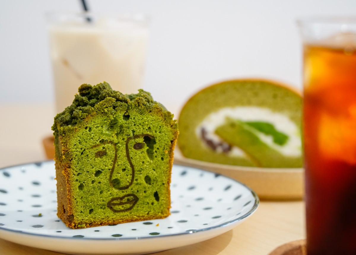 [高雄]Moin Coffee Stand莫因咖啡-療癒系大佛抹茶磅蛋糕!巷弄隱藏版咖啡店!