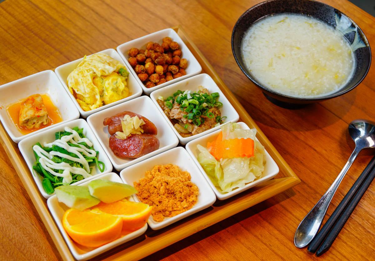 [高雄早午餐推薦]七二食事-平價創意手作早午餐!豐富時尚九宮格