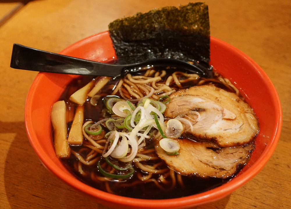 [北陸富山旅遊]麺家いろはRamen Iroha-必吃富山黑拉麵!在地人最推拉麵