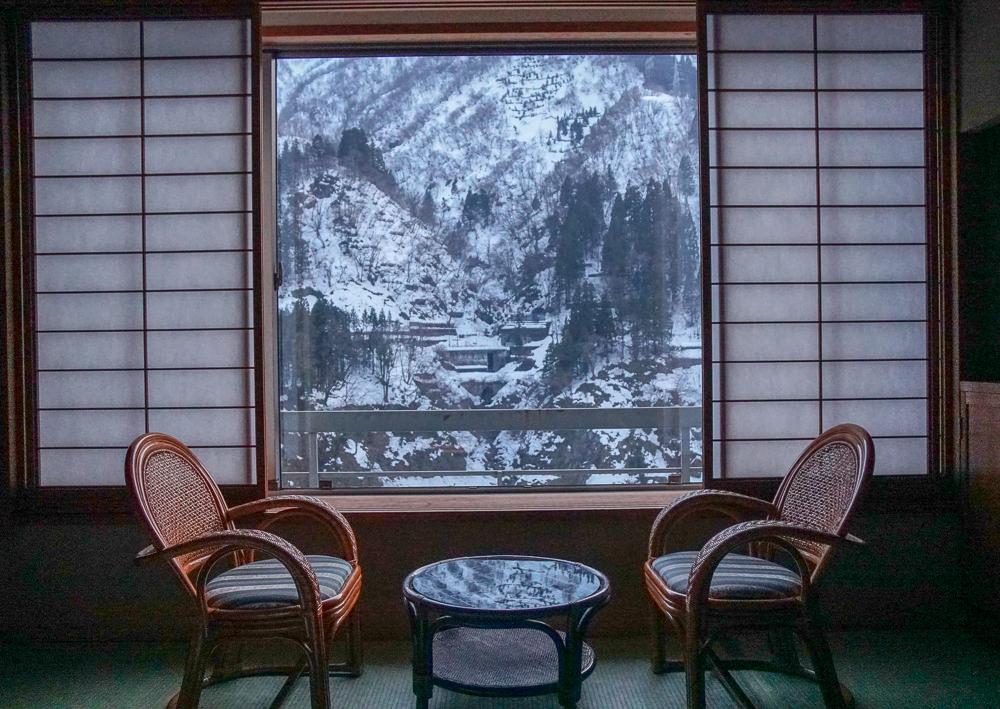 [北陸富山旅遊]喜泉Green Hotel–飽覽絕美黑部陜景!宇奈月溫泉最棒景觀溫泉旅店