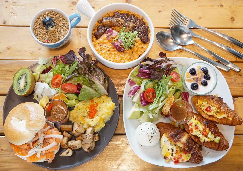 [高雄早午餐推薦]滴。時刻手作咖啡廚房-約會聚餐都適合!巷弄隱藏美味早午餐