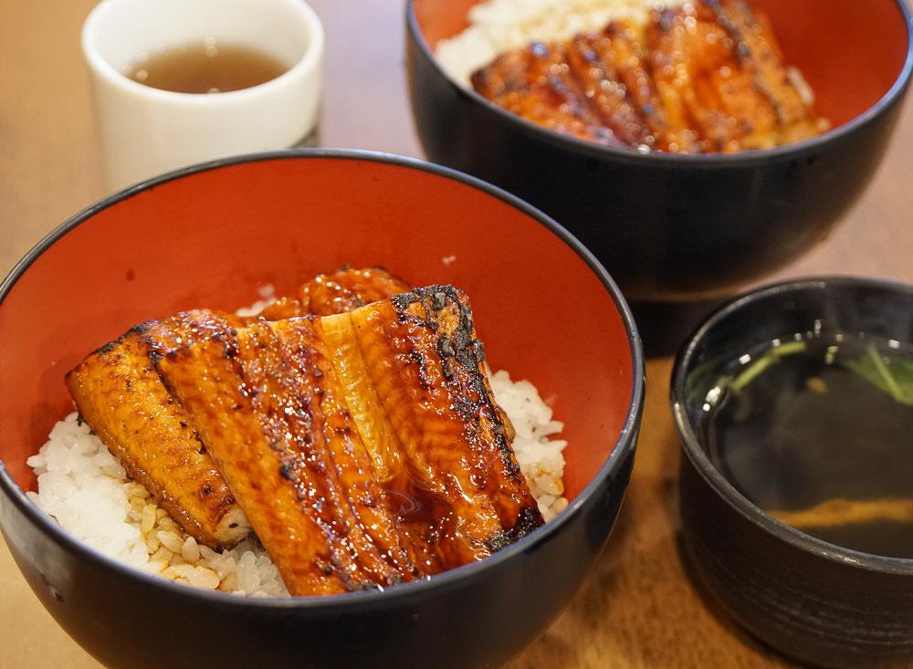[淺草美食推薦]名代宇奈とと-日本人也讚嘆!日幣500現烤鰻魚丼