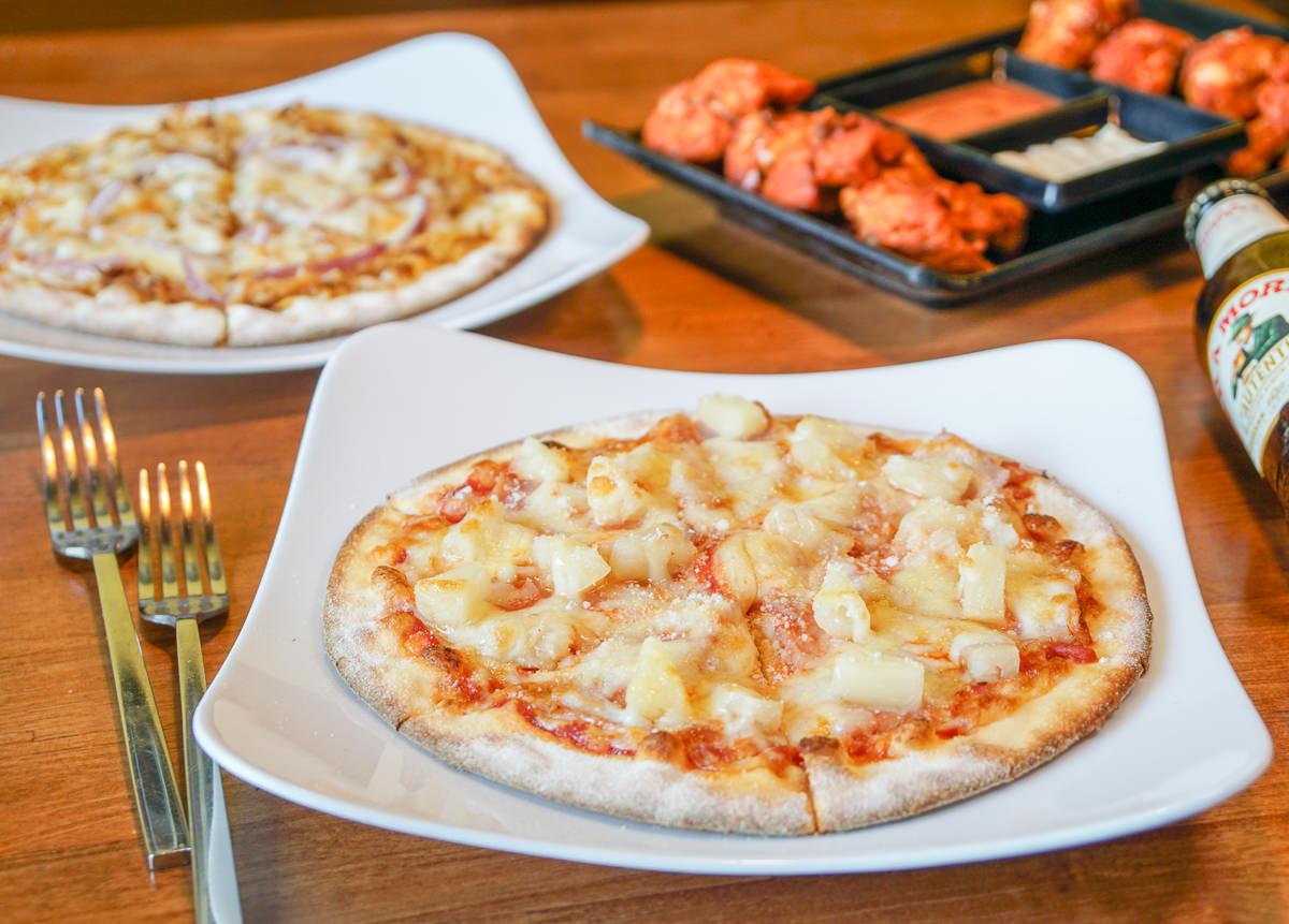 [高雄聚餐推薦]Pizza Rock搖滾披薩(高雄文化店)-外國人也愛的平價薄餅皮義式pizza!