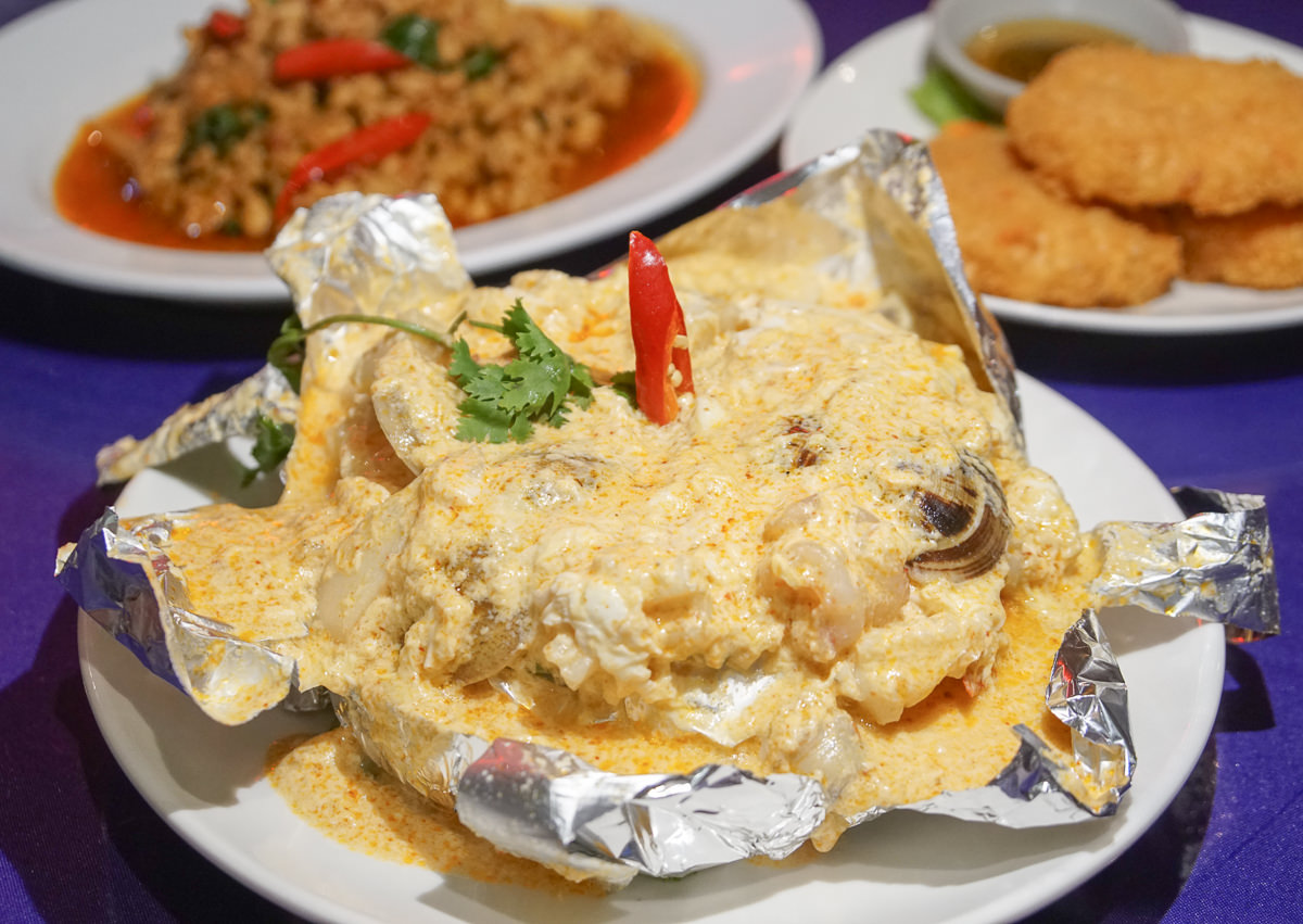 [高雄]卡拉包泰式料理-屹立不搖泰式料理老店!必吃海鮮滿滿火燒島