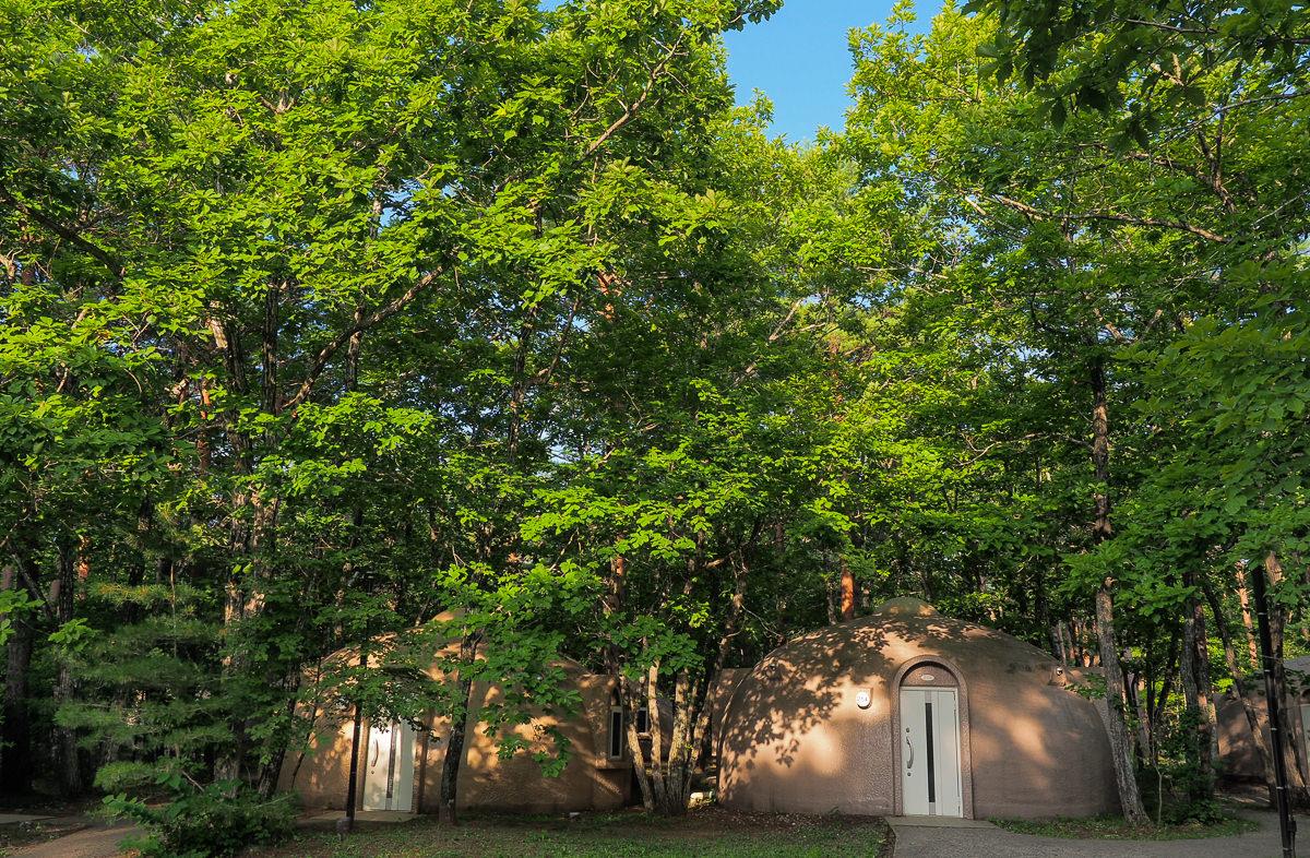 [日本福島住宿]Angel Forest天使之森那須白河-森林系圓頂小屋!讓狗狗微笑的寵物友善飯店