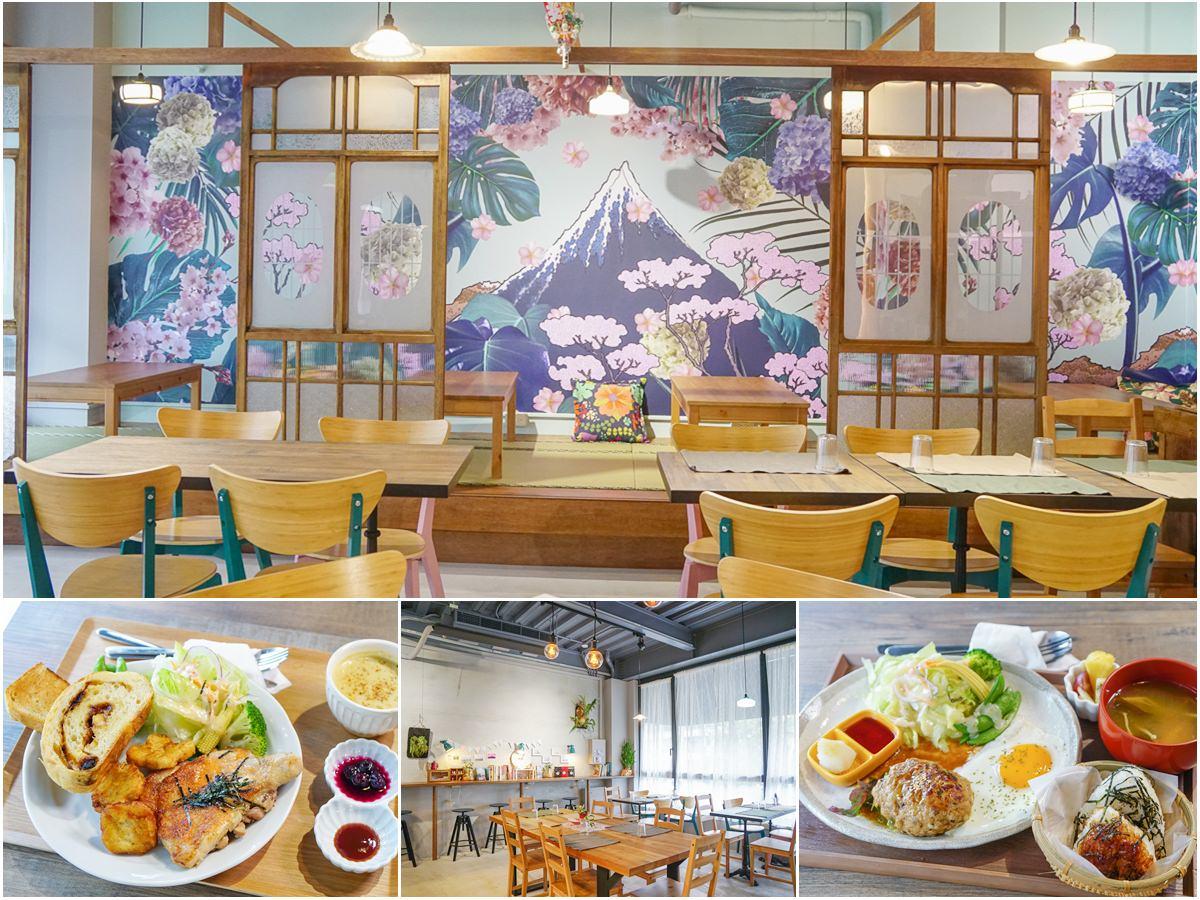 [高雄早午餐推薦]找。是吉和食珈琲-昭和風格~老派的摩登浪漫和洋早午餐