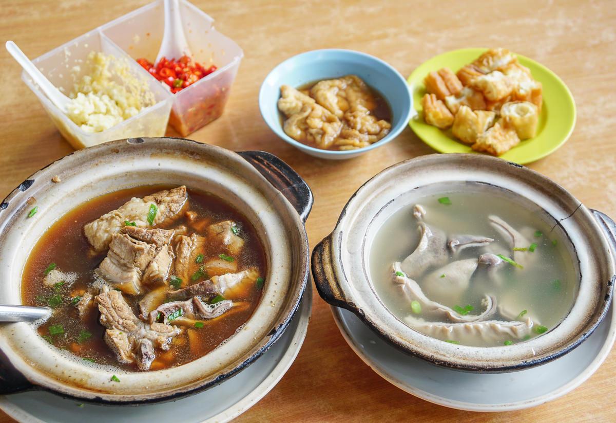 [吉隆坡美食推薦]新峰肉骨茶-湯頭甜美老字號馬來西亞肉骨茶~市中心交通超方便